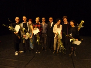 19. Internationales Solo- Tanz- Theater- Festival