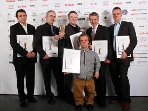 LEA Preisverleihung für die Kooperation des Jahres 2009