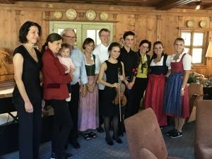 Workshop und Konzert im Zillertal
